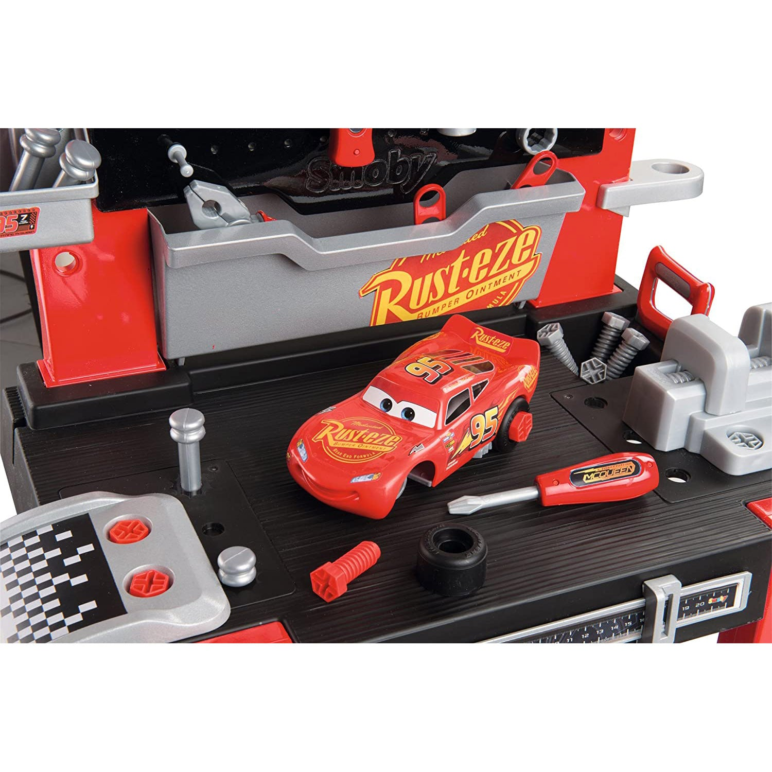 Smoby Cars Workbench
