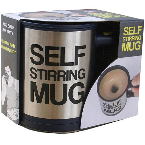 Self Stirring Mug - Chikili.com