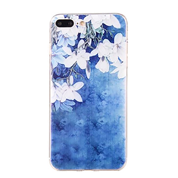 3D Floral Case (iPhone 7 Plus)