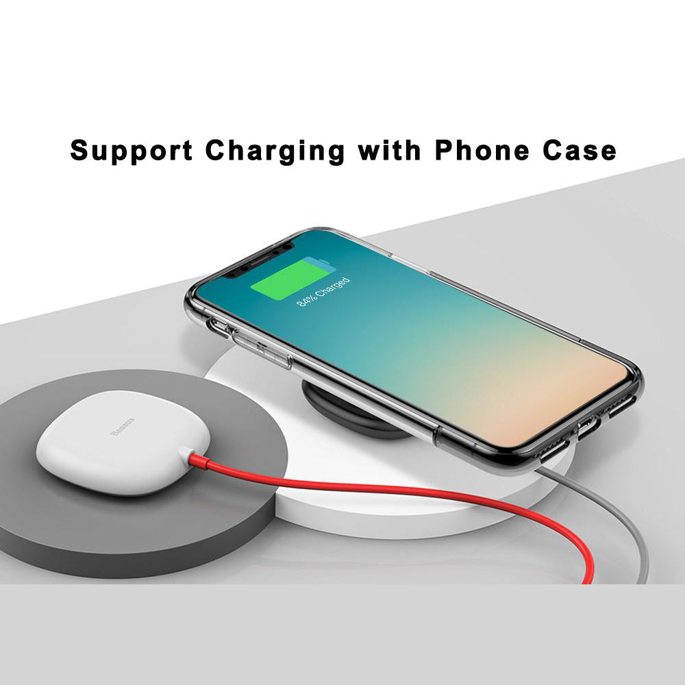 Baseus Suction Cup Wireless Charger