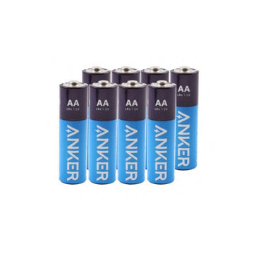 Anker AA8 Alkaline Batteries 8-Pack