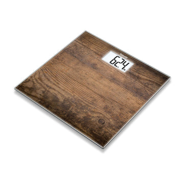 Beurer GS203 Digital Glass Scale Wood