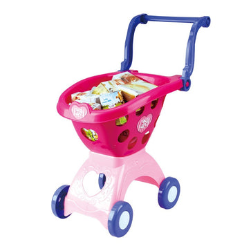 Playgo Shopping Cart (New Girls Version)