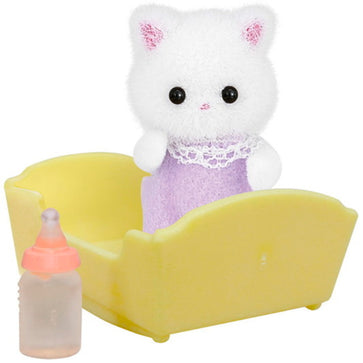 Sylvanian Family Persian Cat Baby