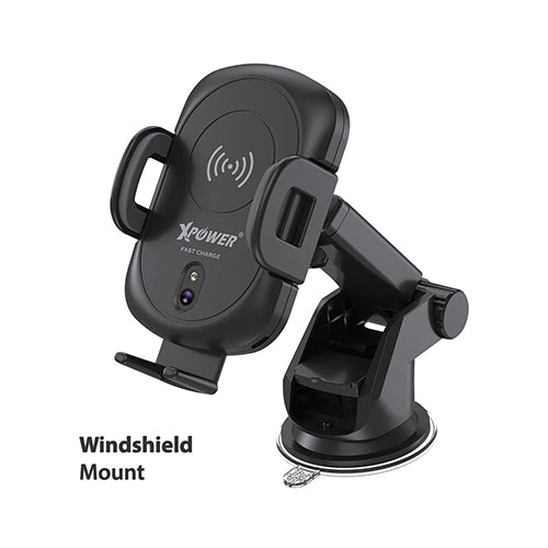 Xpower Automatic Wireless Charging Car Mount Holder