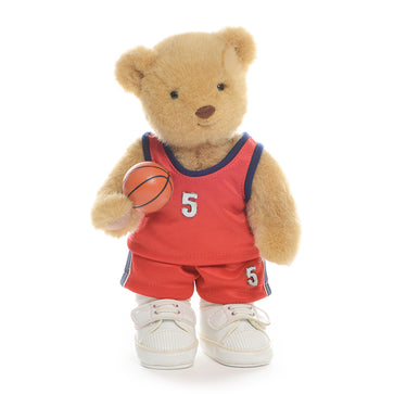 Basketball Rose Bear