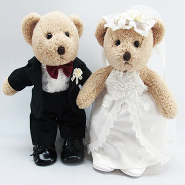 Bride and Groom PP Bear