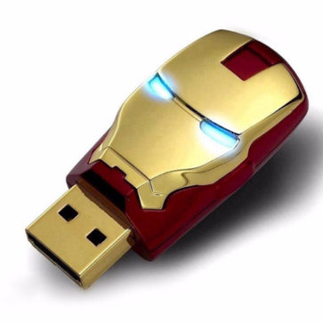 Iron Man Mask USB