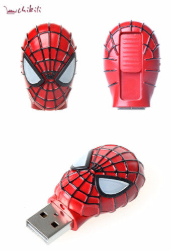 Spiderman Mask USB - Chikili.com
