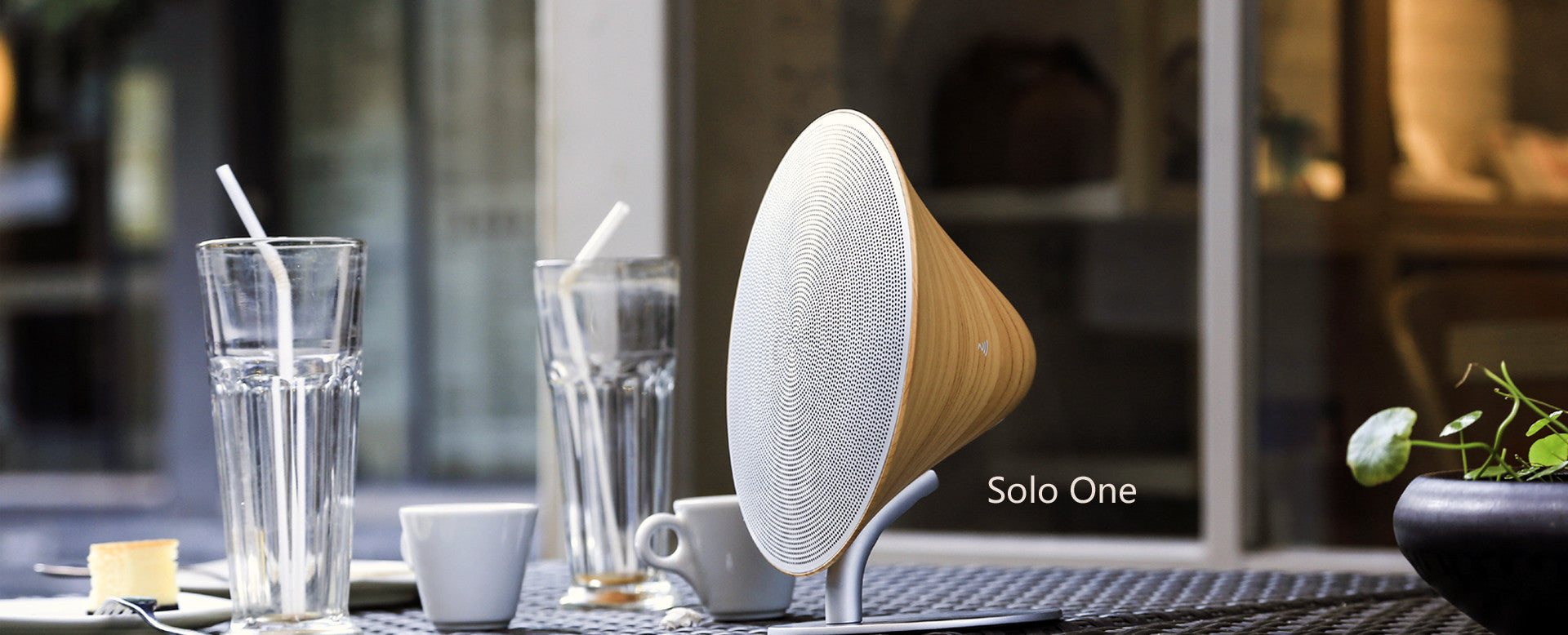 Solo One Wireless Bluetooth NFC Speaker