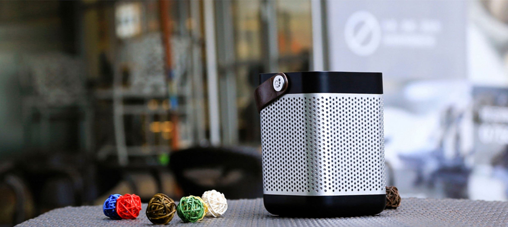Accolade Fansbox Portable Wireless Speaker