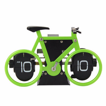 Bicycle Flip Clock