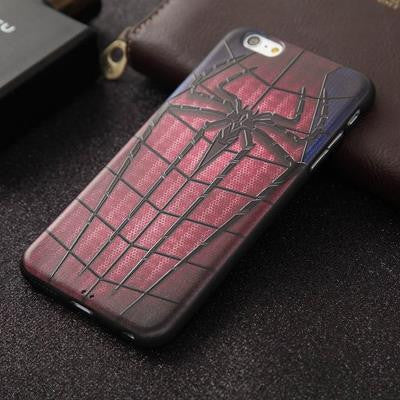 Spiderman 3D Case (iPhone 6) - Chikili.com
