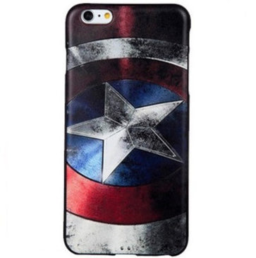 Captain America 3D Case (iPhone 6 Plus)