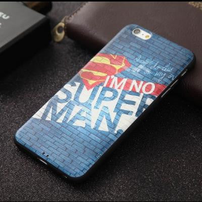 I'm No SuperMan 3D Case (iPhone 6 Plus)