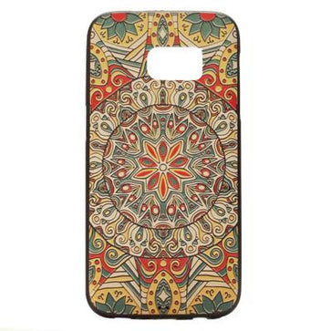 Floral Art 3D Case (Samsung S7 Edge)