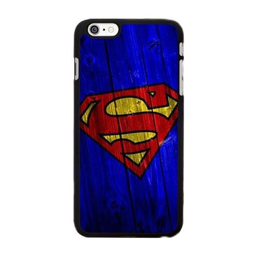 Superman Snap-on Case (iPhone 6 Plus)