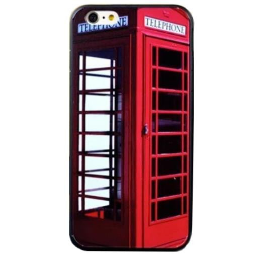 Telephone Booth Design Case (iPhone 6)