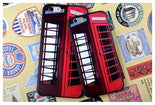 Telephone Booth Design Case (iPhone 6 Plus)