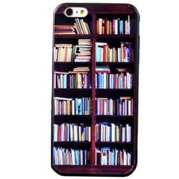 Book Shelf Design Case (iPhone 6 Plus)