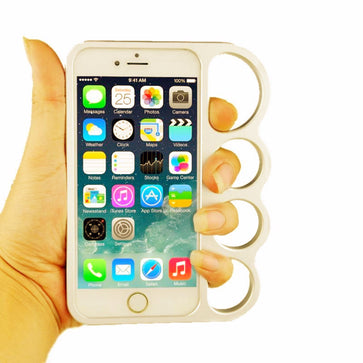 Aluminium Alloy Finger Case  (iPhone 6)