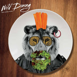 Wild Dining Dishes