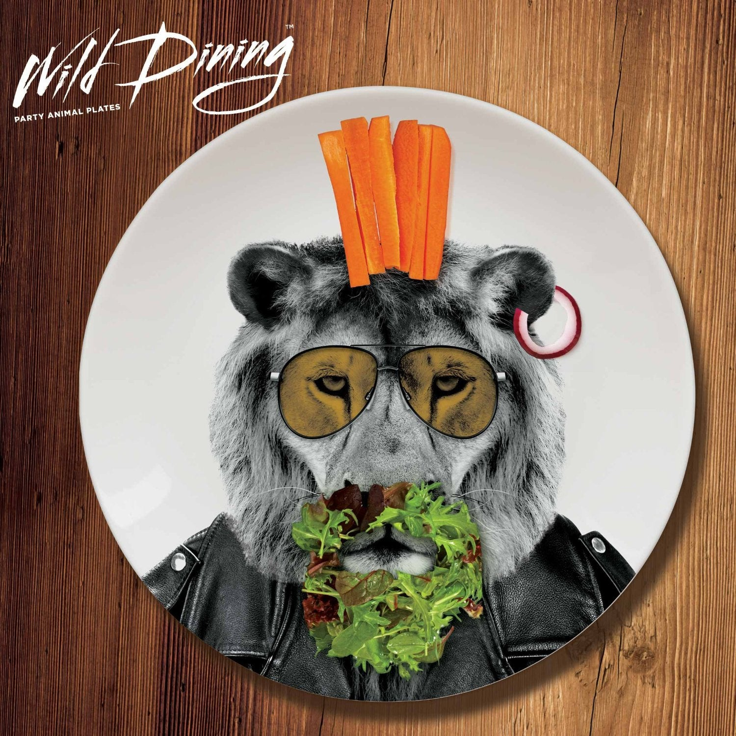 Wild Dining Dishes - Chikili.com