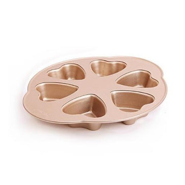 Heart Shape Cake Baking Mold