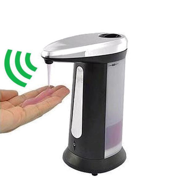 Touch-Free Soap and Sanitizer Dispenser - Chikili.com