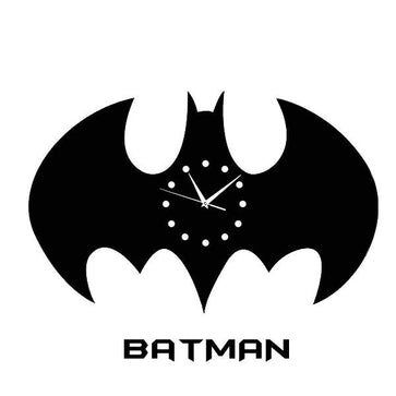 Batman Wall Clock