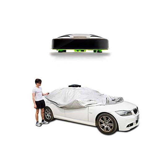 Intelligent Remote Automatic Car Cover - Chikili.com