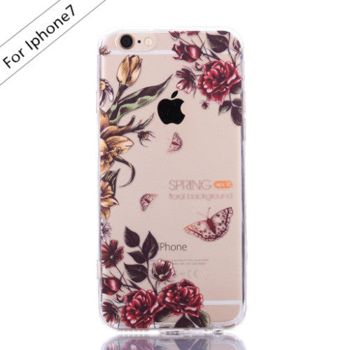 Butterflies Floral Case (iPhone 7) - Chikili.com