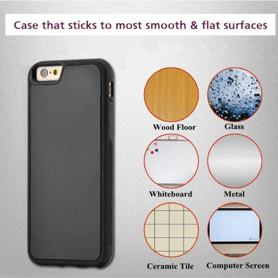 Black Anti-Gravity Case (iPhone 7 Plus) - Chikili.com