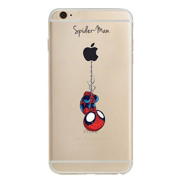 Spider-Man Clear Case (iPhone 6)