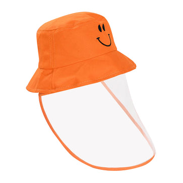 Kids Protective Hat Full Face Shield