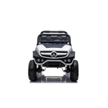 Mercedes Benz Unimog Ride on car