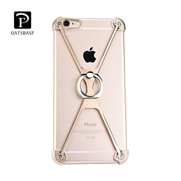 Oatsbasf Metal Ring Stand Case (iPhone 6)
