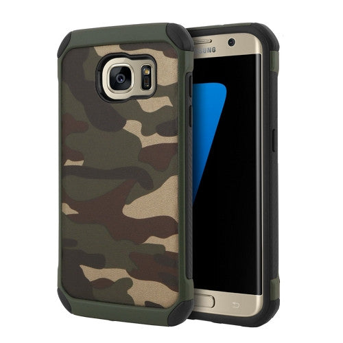 Army Camouflage Armor Case (Samsung S7 Edge) - Chikili.com