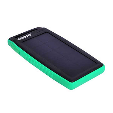 Geepas Solar Power Bank/3.7V 10000MAH