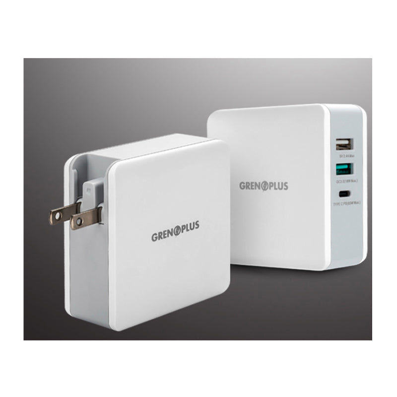 Grenoplus 65W Power Delivery USB C Wall Charger