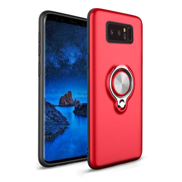 Hybrid Magnetic Ring Stand Case (Samsung Note 8)