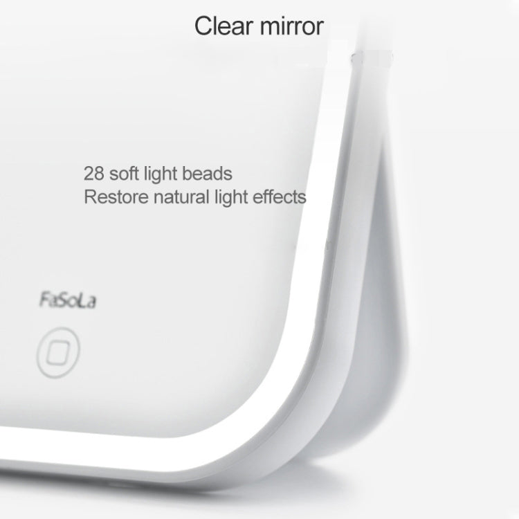 Fasola LED Makeup Mirror