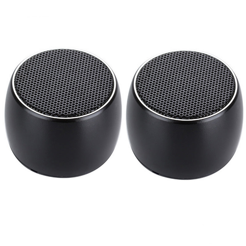 Wireless Magnetic Twin Speakers