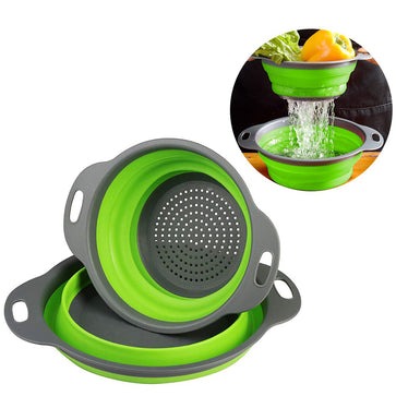 Collapsible Strainer Set (Set of 2)