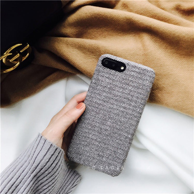 Cloth Case (iPhone 8 Plus)