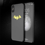 Batman Logo Case (iPhone X)