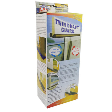 Twin Draft Guard (for Doors and Windows)