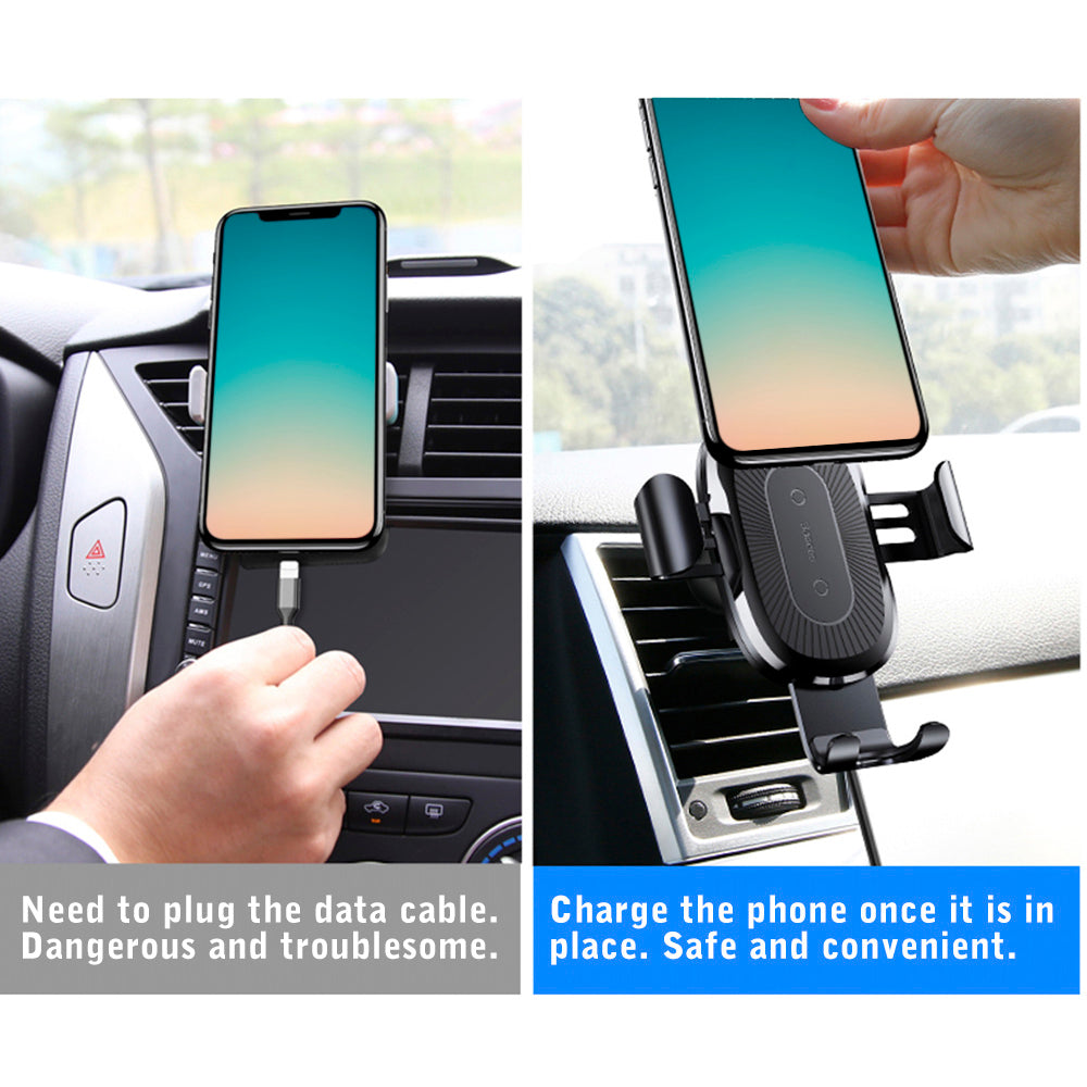 Wireless Charger Mount
