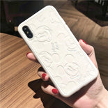 Mickey Mouse leather Case (iPhone X)