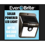 Ever Brite Motion Activated Solar LED Light